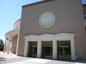 The Roundhouse in Santa Fe (Photo by Peter St. Cyr)