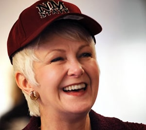 Barbara Couture (Photo by Darren Phillips/NMSU)