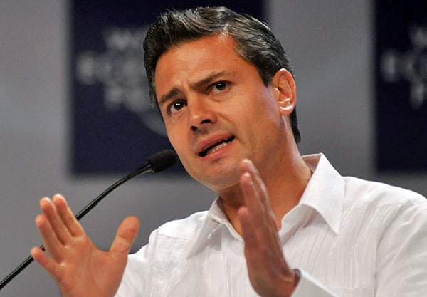 Mexican President-elect Enrique Peña Nieto (Photo by Edgar Alberto Domínguez Cataño/flickr.com)